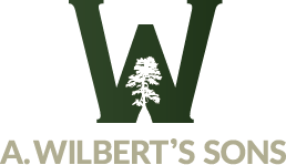 logo for A. Wilbert's Sons
