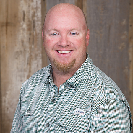 Heath Gajan | Field Services Technician and Irrigation Specialist